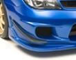 Ingss N-spec Front Carbon Canards Subaru Wrx Sti 06-07
