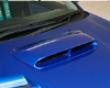 Ings N-spec Intercooler Air Scoop Carbon Subaru Wrx Sti 06-07