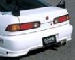 Ings N-spec Rear Bumper Frp Acura Integra 9/95-12/2000