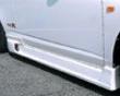 Ings N-spec Side Steps Frp Acura Integra 7/01-8/04