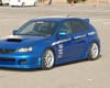 Ings N-spec Side Steps Hybrid Subaru Wrx Sti 08+