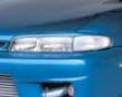 Ings R-spec Eye Line Covers Frp Nissan 240sx Jdm 10/93-5/96