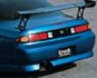 Ings R-spec Rear Bumper Frp Nissan 240sx Jdm 6/96-12/98