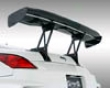 Ings Z-power Wing 1480mm Dry Carbon Nissan 350z 03+