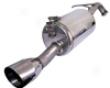 Injen Axle Back Exhaust Scion Xb/xa 04-06