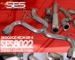 Injen Catback Exhaust System Dodge Srt4 04-05