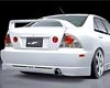 Jp Rear Attested by Spoiler Lexus Is300 00-04