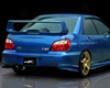 Jp Rear Under Spoilers Subaru Wrx Sti 03-O5