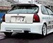 Jp Type A Rear Bumper Spoiler Honda Civic Hb 96-98