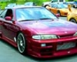 Jp Original N Front Bumper Spoiler Nisssan 240sx S14 95-96