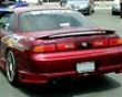 Jp Emblem N Rear Bearing Spoiler Nissan 240sx S14 95-98