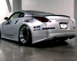 Jp Type N Rear Under Spoiler Nissan 350z 03+