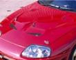 Jun Frp Hood Toyota Supra Jza80