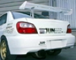 Jun Rear Spoiler Gt-wing Subaru Wrx Gdb