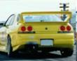 Jun Rear Spoiler Nissan Skyline Gtr Bcnr33