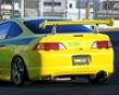 Jun Rear Under Spoiler Acura Rsx Type R Dc5