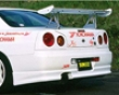 Jun Rear Under Spoiler Nissan Skyline Gtr Bnr34
