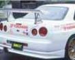 Jun Rear Wing Stay Kit Nissan Skyline Gtr Bnr34