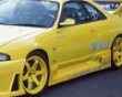 Jun Side Steps Nissan Skyline Gtr Bcnr33