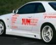 Jun Side Steps Nissan Skyline Gtr Bnr34