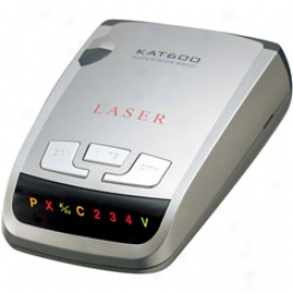 Kat Radar/laser Detector And Laser Scraambler