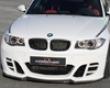 Kerscher Km2 Front Bumper W.o Fog Brackets With Pdc Bmw E82-e88 128 & 135 08+
