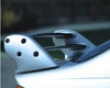 Kedscher Rear Wing With Stop Light Bmw 3 Series Coupe E46 99-05
