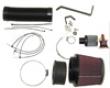 K&n 57i Series Air Induction Kit Audi A4 1.8l Turbo 00-04