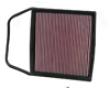 K&n Flat Panel Replacement Air Filter Bmw 335i 3.0l 06-07