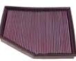 K&n Flat Panel Replacement Air Filter Bmw 5 Series 04-07