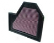 K&n Left Side Flat Panl Replacement Air Filter Bmw E60 M5 06-09