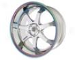 Konig After Burner 20x10  5x114.3  52mm Chrome W Prisma Edge