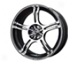 Konig Incident 18x7.5  5x115/108  45mm Plumbago Machined