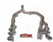 """koojs 1 3/4"""" X 1 7/8"""" X  3"""" Exhaust Headers Chevrolet Camaro Ls1 00"""