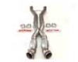 Kooks X Pipe With Catalytic Converters Chebrolet Corvette Z06 Ls7 06-10