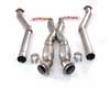 Kooks X Pipe Upon Catalytic Converters Chevrolet Corvette 09-10
