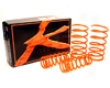 Ksport Gt Lowering Springs Ford Mustang Coupe 79-04