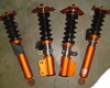 Ksport Kontrol Pro Coilovers Mitsubishi Eclipse 00-05