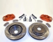 Ksport Procomp Front Big Brake Kit 11 In. Rotor 6 Piston Caliper Audi A3 2.0 03+