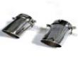 Larini Sysrems Slash Cut Tips Aston Martin Db9 04+