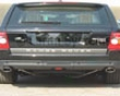 Larini Systems Sports Exhaust Dual Oval Tips Range Rover Sport 2.7 Td6 0+5