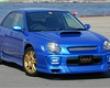 Liberal Front Lip Spoiler Sedan Subaru Wrx 02-03