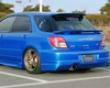 Liberal Rear Under Spoiler Subaru Wagon