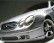 Lorinser Edition Front Bumper Mercedes C Class Coupe Cl2003 01+