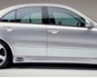 Lorinqer Left Side Skirt Mercedes E Class W211 03+