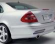 Lorinser Rear Muffler Mercedes E Class W211 03+