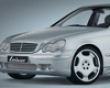 Lorinser Right Fog Lamp Mercedes C Class Sedan W203 01+