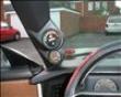 Logek Dual A-pillar Pod Chevrolet Camaro 82-92