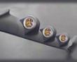 Lotek Triple A-pillar Pod Infiniti G35 03+