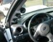 Lotek Triple A-pillar Pod Subaru Wrx 02+
